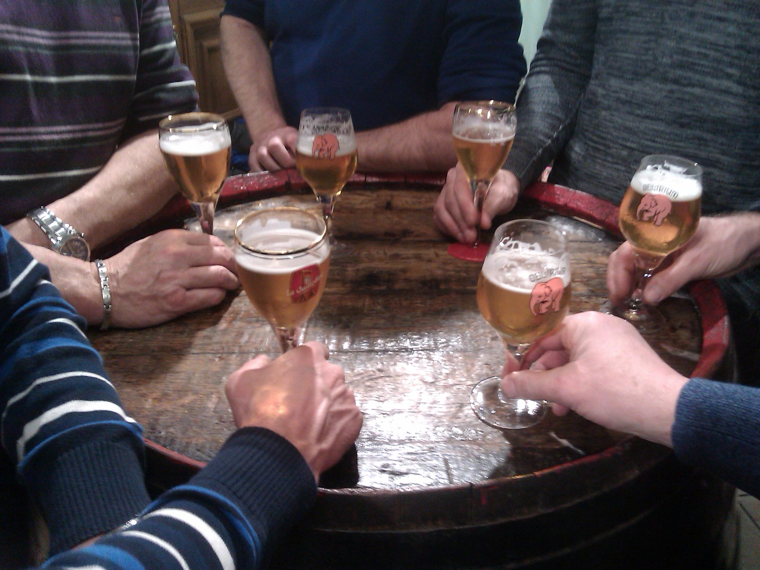 Verslag bezoek brouwerij Huyghe